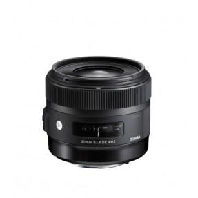 Sigma 30mm F/1.4 ART DC HSM voor Nikon DX