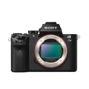 Sony A7 II body-0