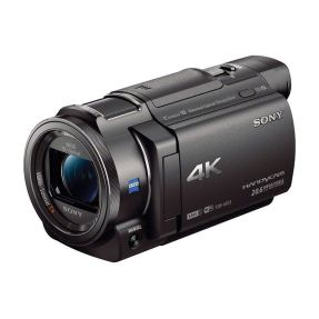 Sony FDR-AX33 4K Camcorder-0