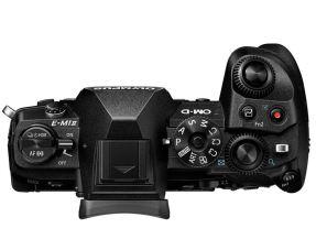 Olympus OMD E-M1 Mark II body zwart-3984