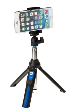 Benro BK10 Smart Mini Tripod and Selfie Stick-0