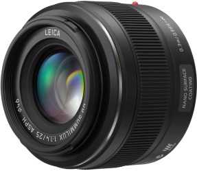 Panasonic MFT 25mm F/1.4 ASPH Leica DG Summilux