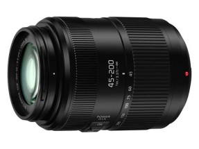 Panasonic MFT 45-200mm F/4.0-5.6 Lumix G Vario Power OIS Mark II
