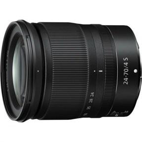 Nikon Z 24-70mm F/4.0 S-line Nikkor