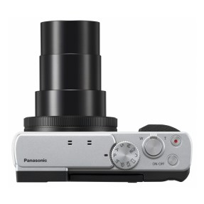 Panasonic Lumix DC-TZ95 zilver-5781