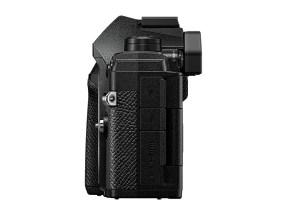 Olympus OM-D E-M5 Mark III zwart + 12-40mm F2.8 Pro kit