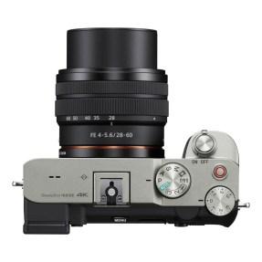 Sony A7C Zilver + 28-60mm-6486