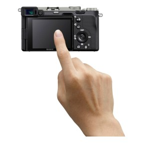 Sony A7C Zilver + 28-60mm-6484