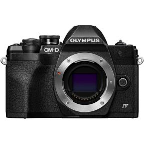 OLYMPUS OMD E-M10 MARK IV BODY ZWART