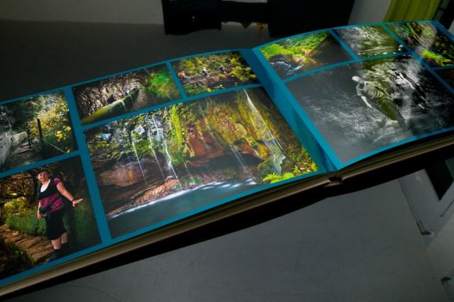Fujifilm Fotobuch A4, quer, brillant