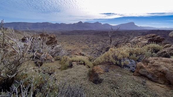 Teneriffa - Teide Nationalpark