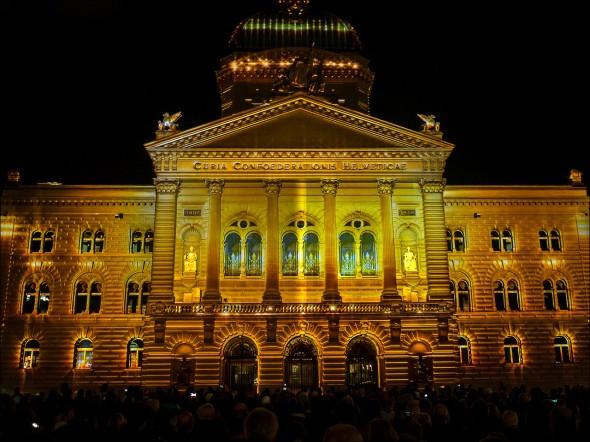 Rendez-vous Bundesplatz: «Zeitreise im Paradies»