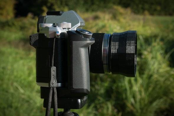 3D Druck - Olympus 45mm Lens Hood
