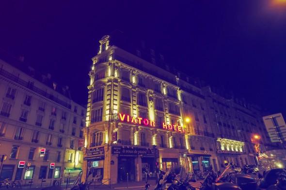 Paris im August 2015
