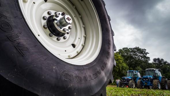 Traktorentreffen Lufingen 2015