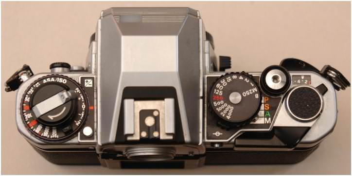 Modos Nikon FA