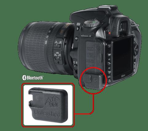 Nikon D90 Bluetooth