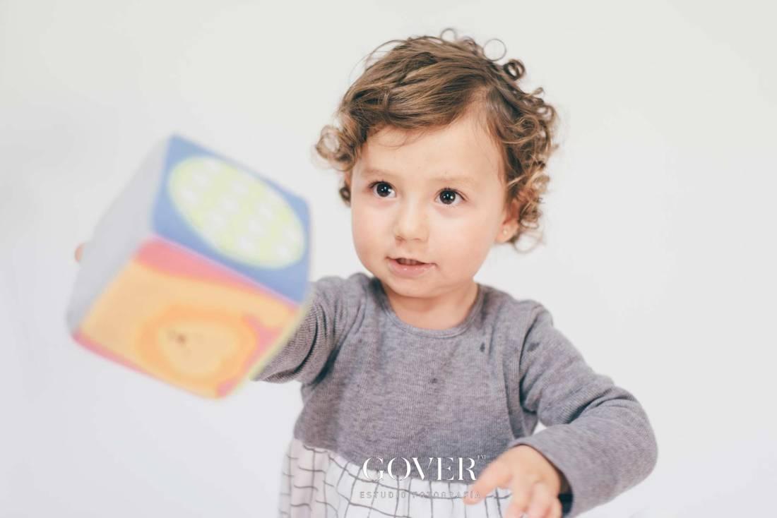 Fotografía infantil - Estudio Gover
