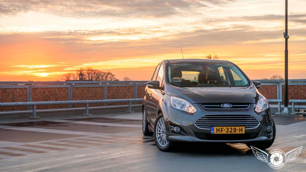Ford C-max Energi plug-in hybrid 2015
