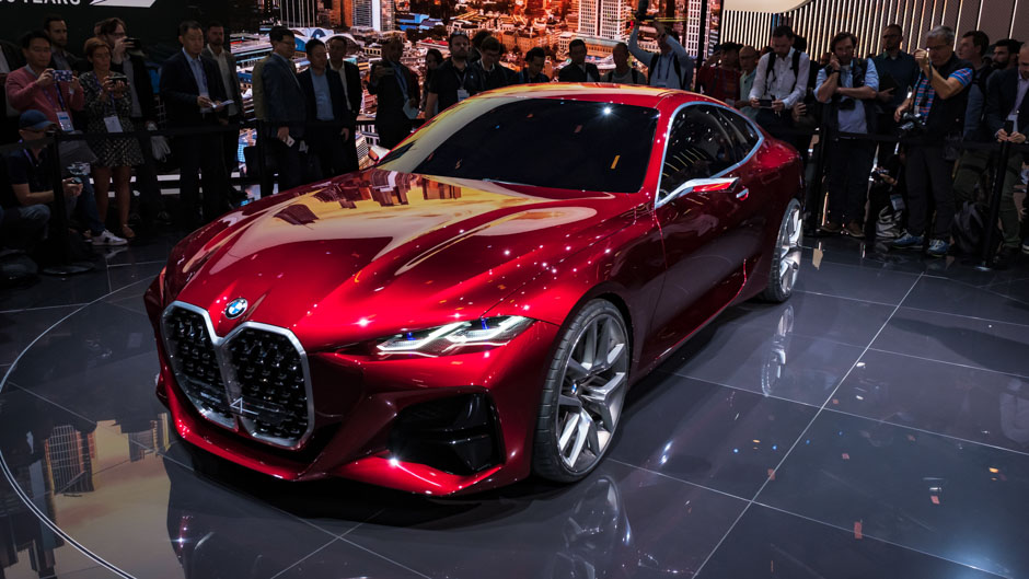 BMW concept cars 2019