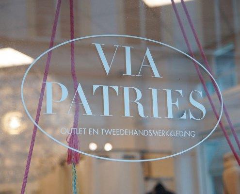 Website ViaPatries Zutphen
