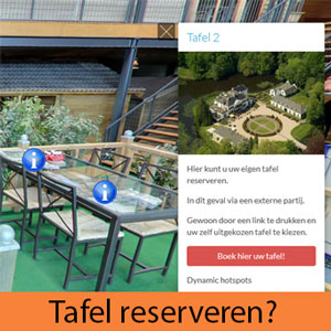 Tafel-reserverings-software