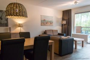 Landal appartement terschelling