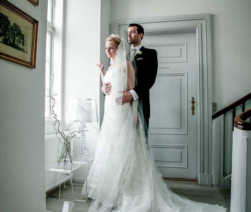 Fotograf til bryllup i Brønshøj