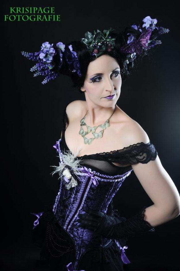 Gothic Shooting  Fotografin  Kristin Behrens