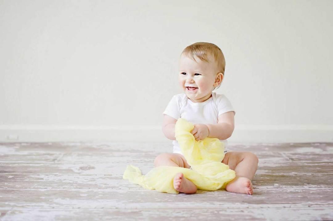 Det kræver en god baby fotograf at lave smukke babybilleder