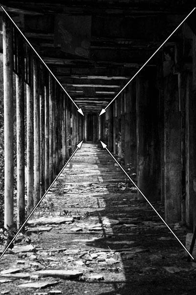 La composizione fotografica  La prospettiva  Fotografare