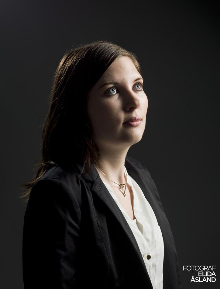 Portrett Astrid