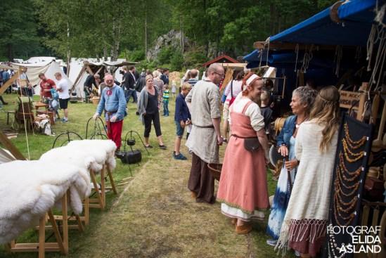 Bronseplassen vikingmarked 2015