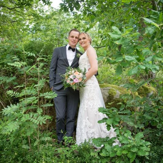 Bryllup i Harkmark, Mandal