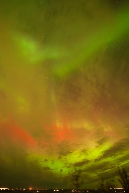 soorten noorderlicht: combinaties