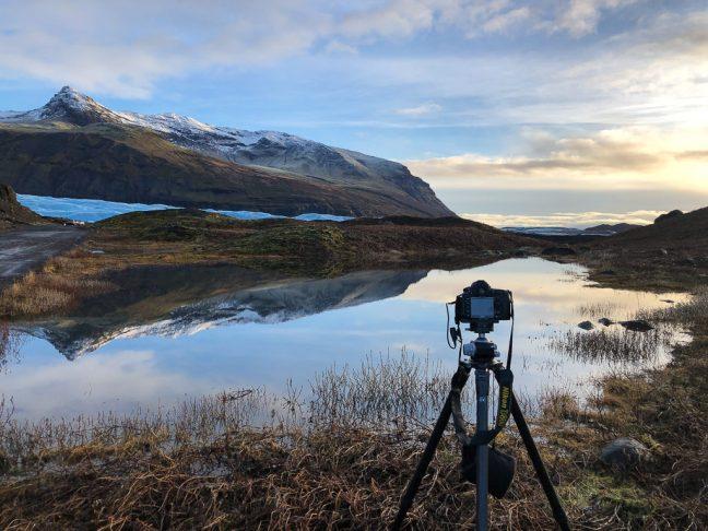 Schatzoeken: landschap in IJsland