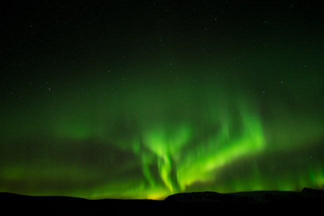 Voorbereiden voor het fotograferen van noorderlicht