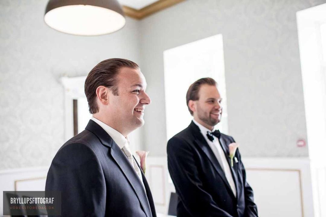 den typiske bryllupsfotograf Fredericia