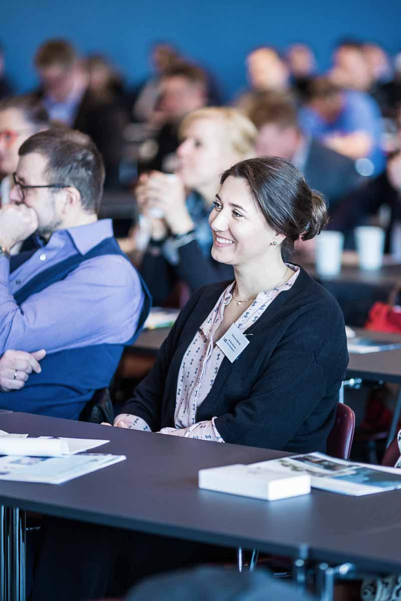 Konference fotograf i Fredericia