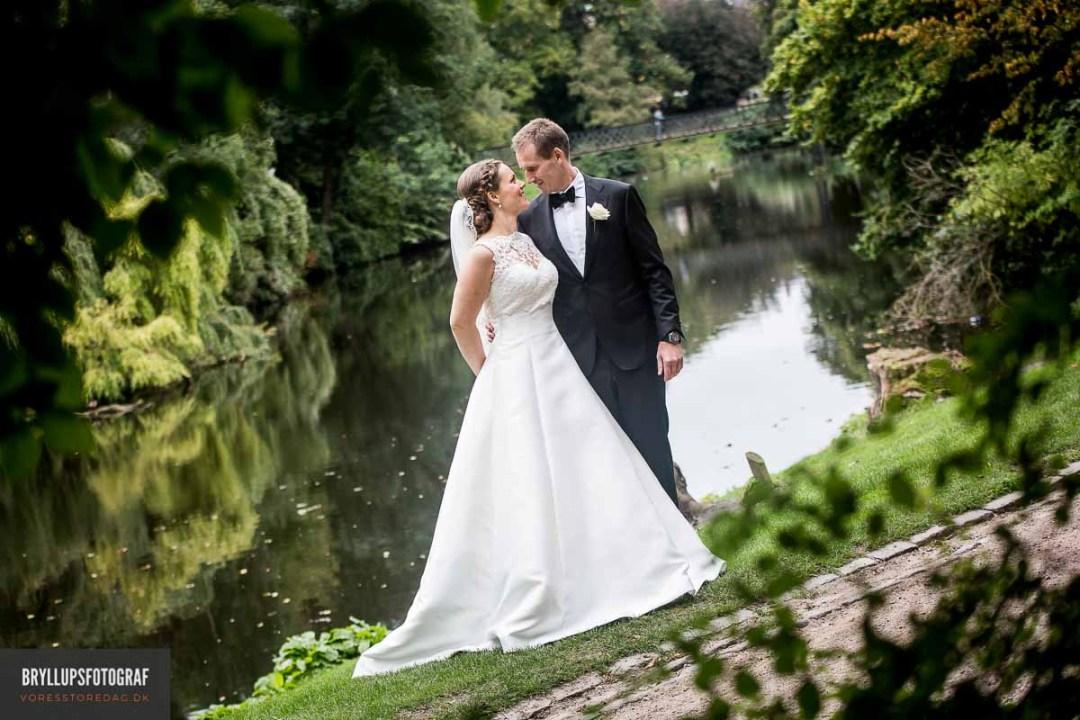 Bryllupsbilleder kan bare ikke tages om! Få taget topprofessionelle billeder fra den store dag