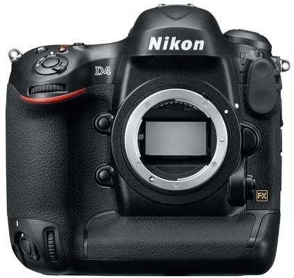 Nikon D41 A Nikon D4   Concebida para expandir os limites
