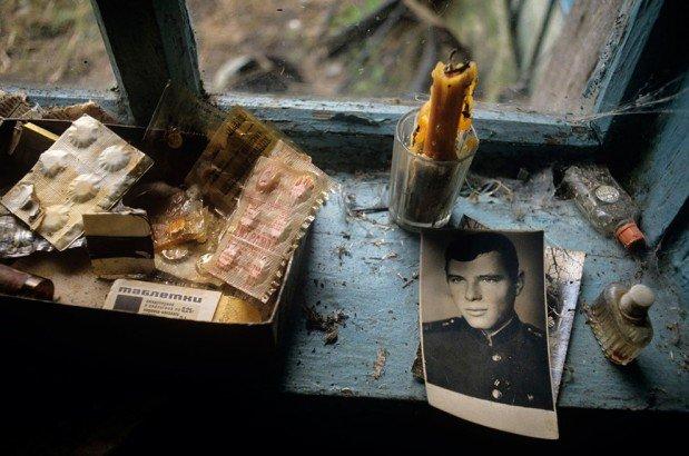 Fotojornalismo - Acidente Nuclear de Chernobyl   Fotografia-DG