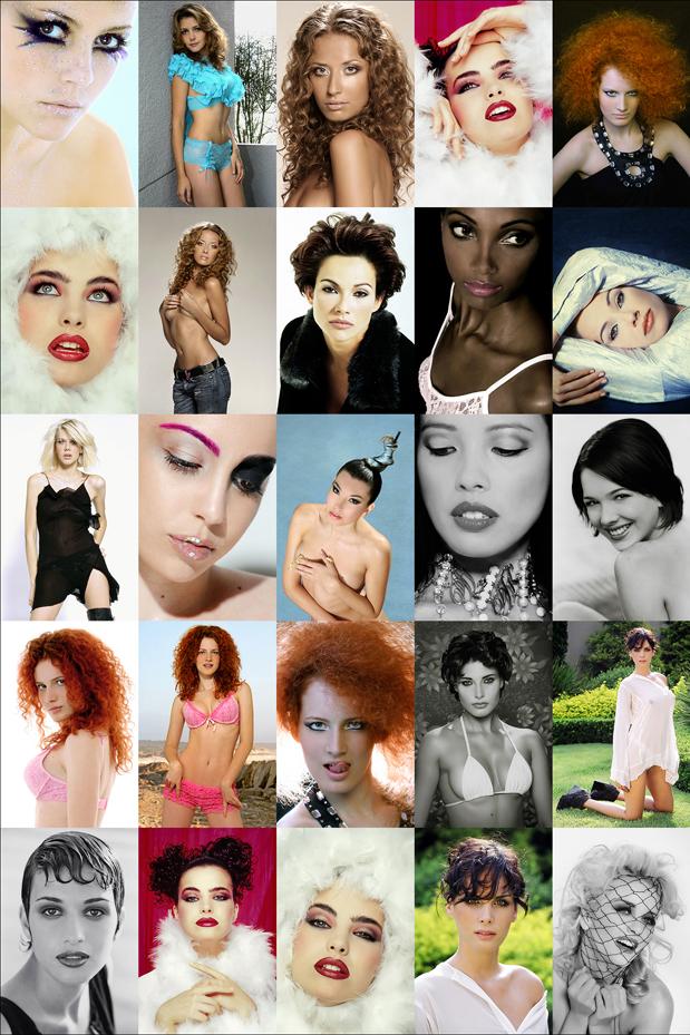 Configuração técnica da iluminação feminina em moda beauty e retratos