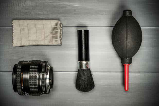 Como limpar suas lentes - Fotografia DG