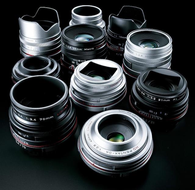 Pentax-HD-Lenses