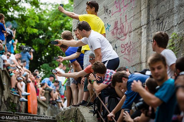 Bratislava City Downhill 2013