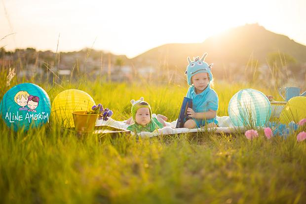 Local e cenário Fotografia Bebês