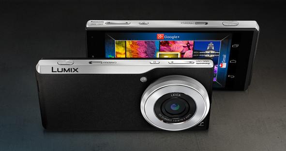 Câmerafone Lumix CM1 - Fotografia DG