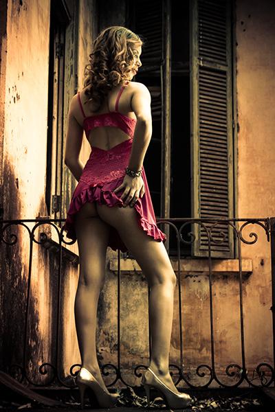 Sessão Sensual Modelo Elaise Silva