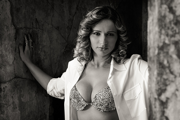 Sessão Sensual Modelo Wilma Herrero